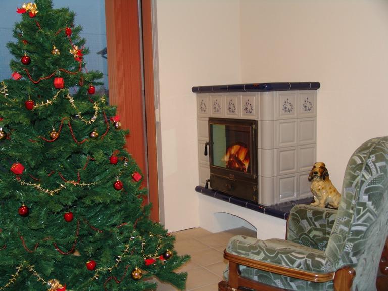 Réussir la veillée de Noël autour du poêle à bois